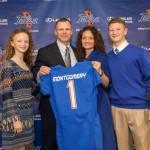 The Golden Hurricane Welcomes Coach Philip Montgomery 5