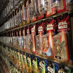 STAR WARS COLLECTOR FEELS THE FORCE 1