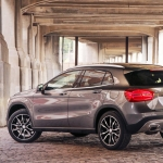 ​The GLA: Mercedes' Smallest CUV 2