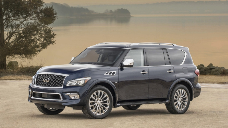 The Generous and Luxurious Infiniti 3