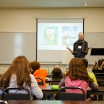 Park University's Fourth Annual River Read Children's Literature Festival