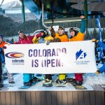 Skiing the Colorado Gems 1