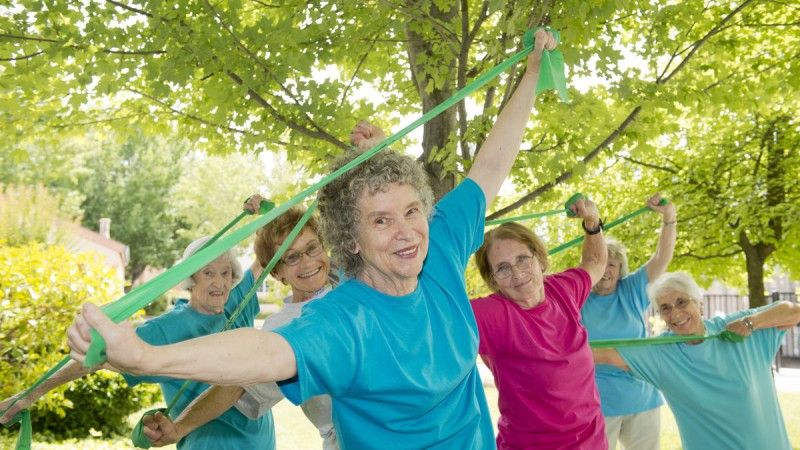 Staying Healthy and Active as We Age 2
