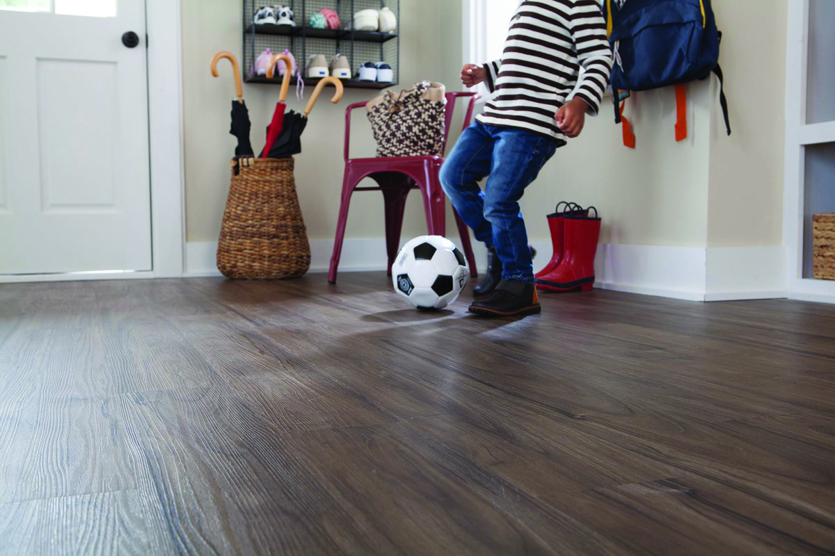 Vinyl plank flooring stands up to dirty deeds roaring fork vinyl plank flooring stands up to dirty deeds dailygadgetfo Image collections