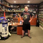 STAR WARS COLLECTOR FEELS THE FORCE 4