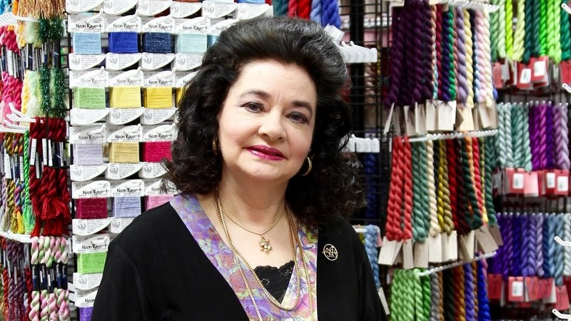 Prairie Village Artist Receives National Needle Arts Honor 2