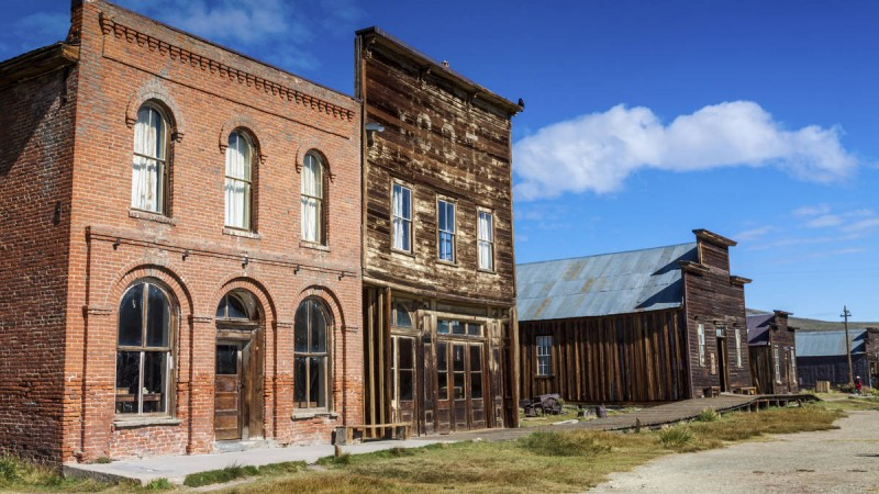 Ghost Towns of Christmas Past