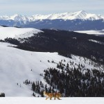 Skiing the Colorado Gems 9