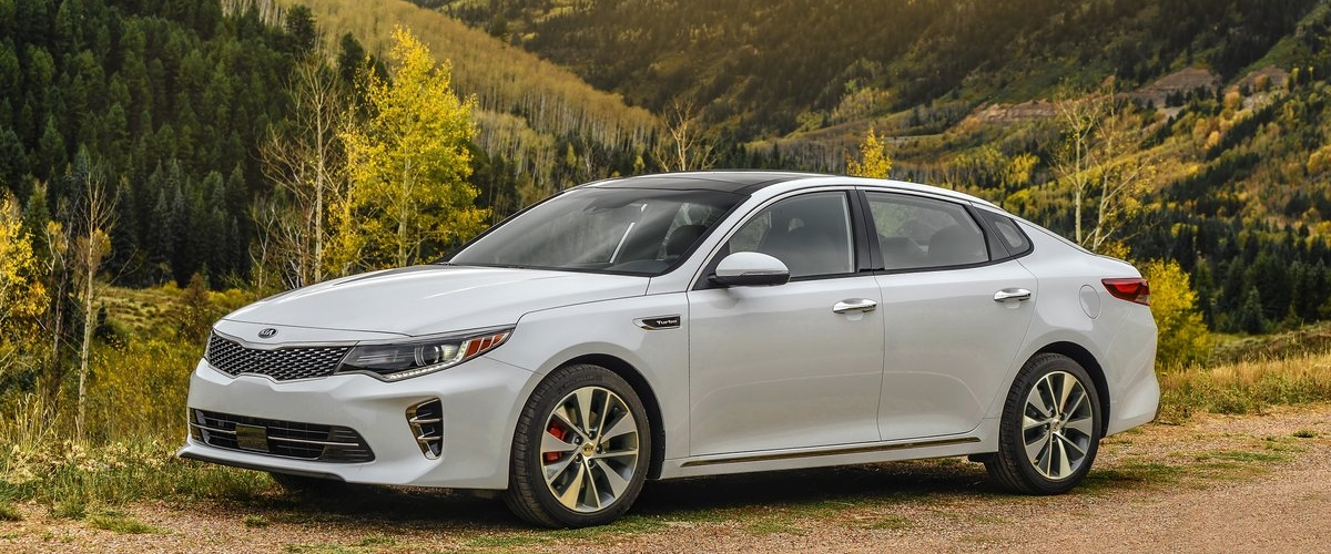 The 2016 KIA Optima SX LTD Ushers in 2016 in Style 2