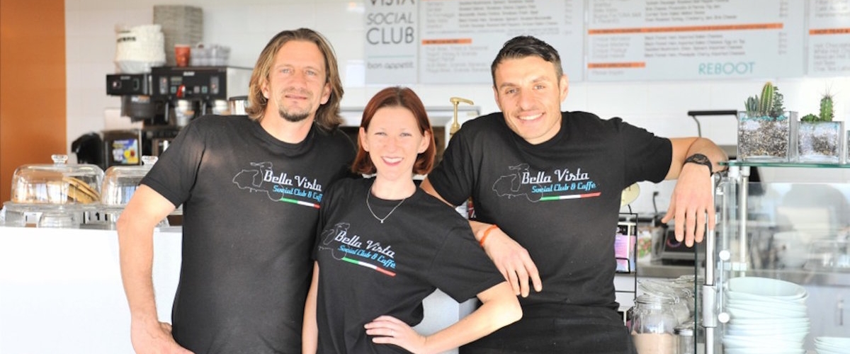 Bella Vista Social Club and Caffe 2