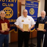 Parker Groups Honor Veterans