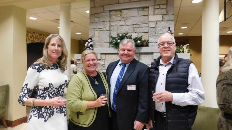 Surprise Visitors Liven Up 