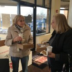The Helen Oliveri Team of Keller Williams Realty Partners Gives Back In December 4