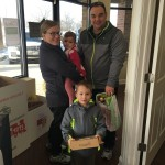 The Helen Oliveri Team of Keller Williams Realty Partners Gives Back In December 3