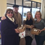 The Helen Oliveri Team of Keller Williams Realty Partners Gives Back In December