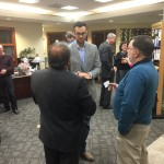Lindell Bank, on Long Road, Holds Holiday Party 2