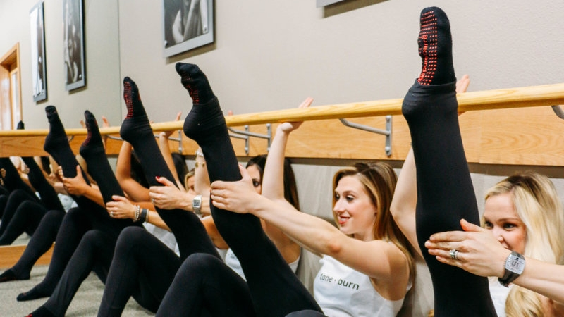 Pure Barre Opens New Studio 2