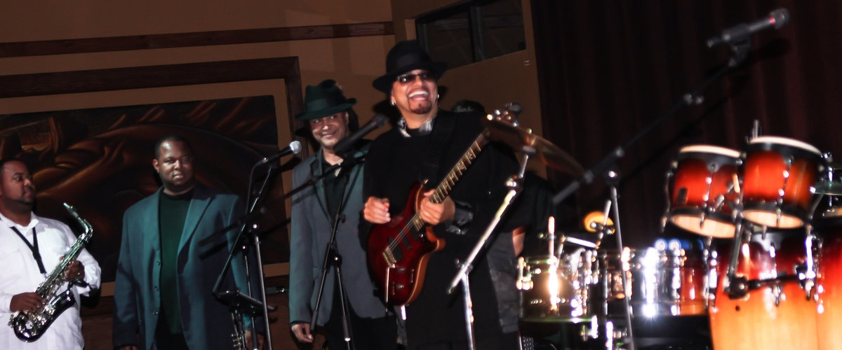 Sinbad at St. James Live 5