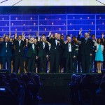 "A Big ""Thank You"" at UCI Medal Awards Ceremony 5"