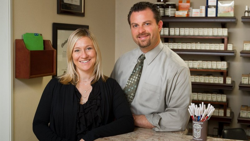 Duben Holistic Chiropractic Center: Balancing the Master System 1