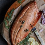 Dancin' Salmon Delights Georgians, One Forkful at a Time