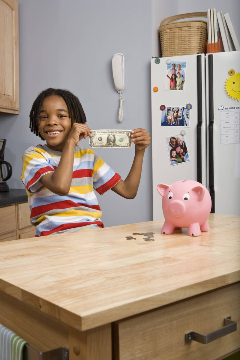 Talking to Kids About Money