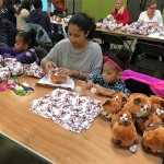 Local Families Give Back