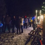 Bend Bikes Host 2nd Annual Christmas Light & Hot Toddy Ride 1