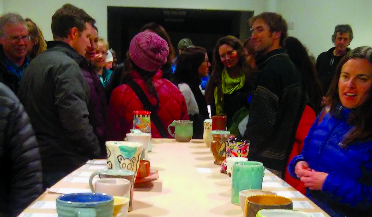 Cups Runneth Over for Carbondale Clay Center 6