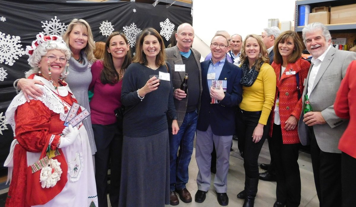 Holiday Fun at LZACC's Business After Hours 3
