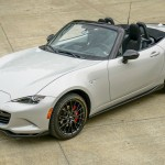 Mazda's Redesigned Roadster is Lighter and Smaller 1