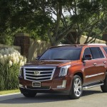 THE 2016 CADILLAC ESCALADE: THE INDUSTRY'S MOST ICONIC LUXURY SUV 1