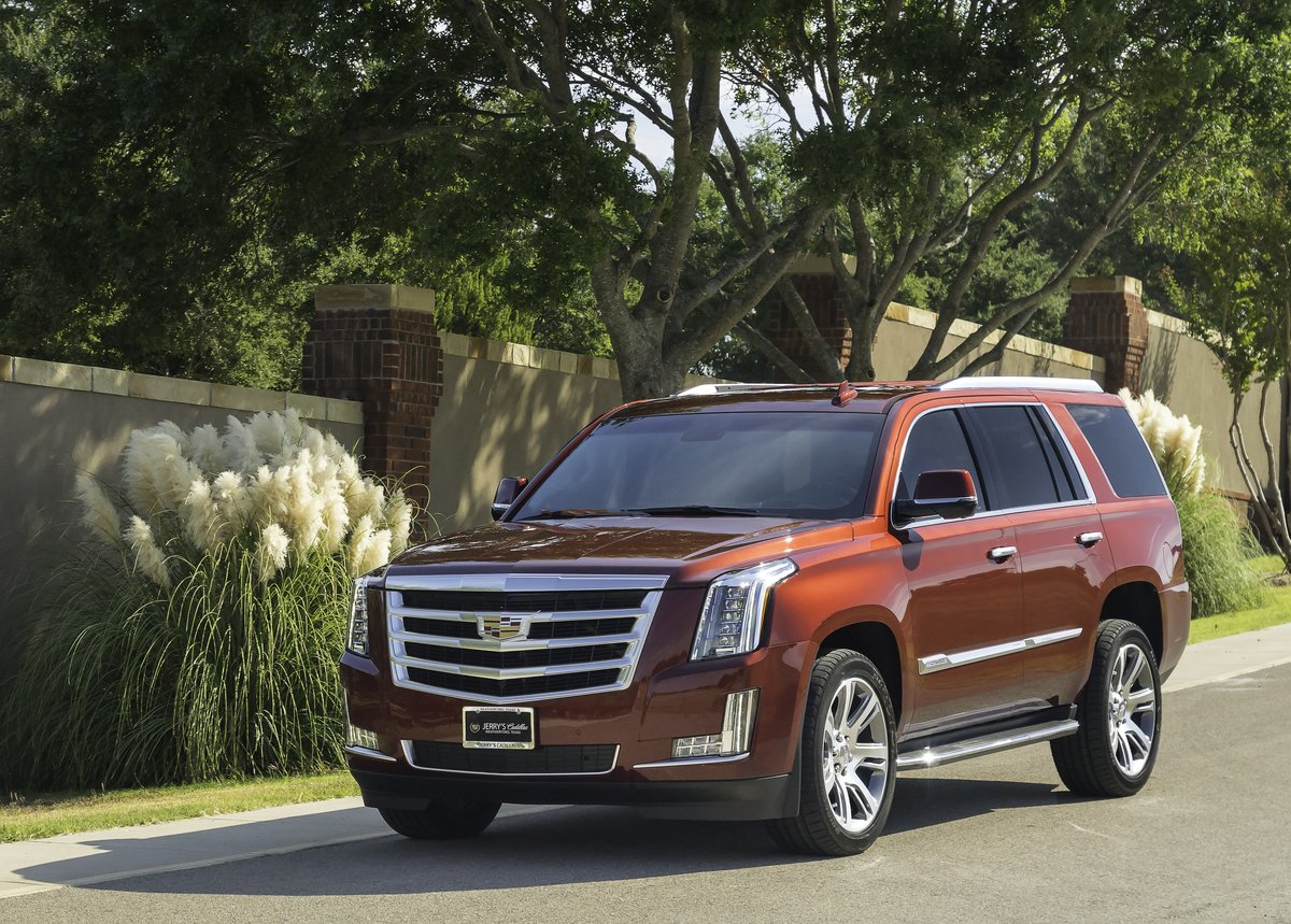 the 2016 cadillac escalade the industry s most iconic luxury suv cleveland county lifestyle. Black Bedroom Furniture Sets. Home Design Ideas