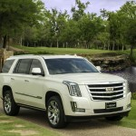 THE 2016 CADILLAC ESCALADE: 