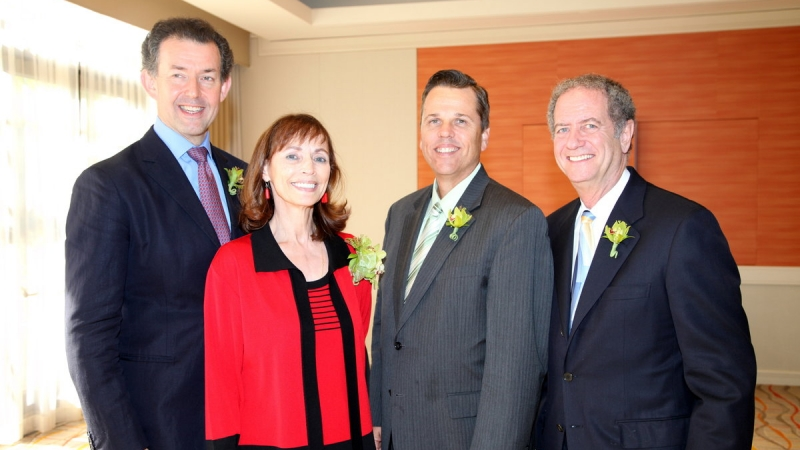 County's Top Philanthropists Honored 8