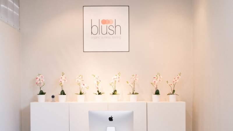 Blink Lash Boutique and Blush Tan 3
