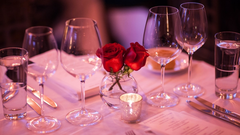 Planning The Perfect Valentine Dinner 2