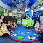 Gus the Bus Goes the Extra Mile for Learning 5