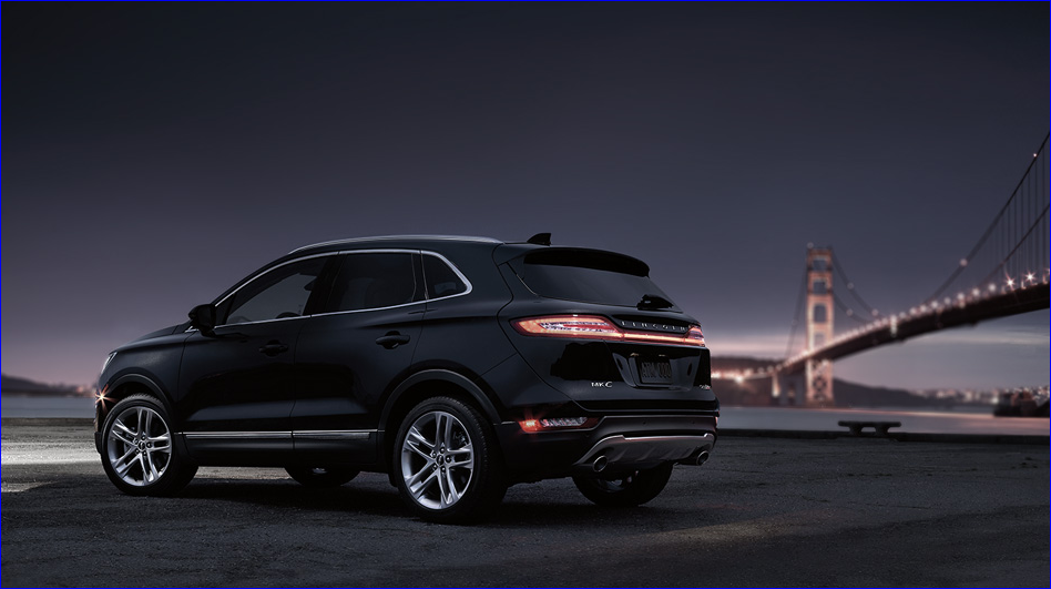 The 2016 Lincoln MKC Black Label 3