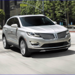 The 2016 Lincoln MKC Black Label