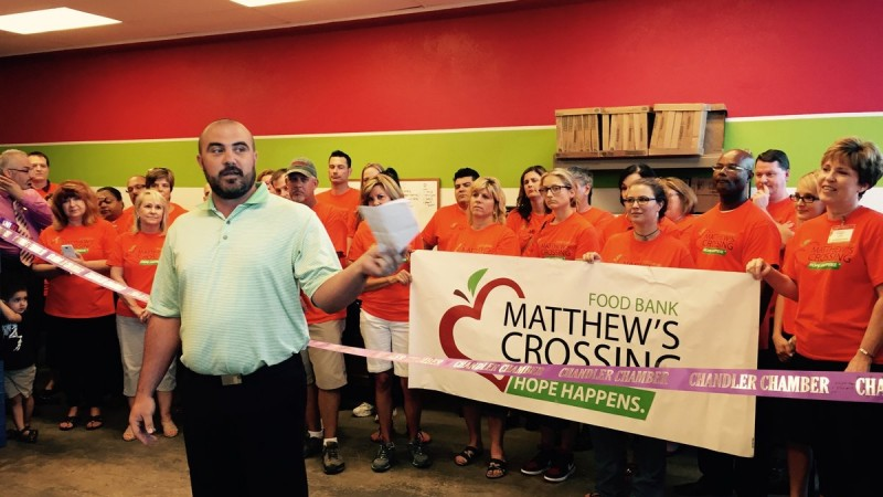 Matthew's Crossing Food Bank offers compassion, dignity and hope 2