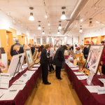 Del Mar Art Center Holds Silent Auction 3