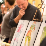 Del Mar Art Center Holds Silent Auction 1