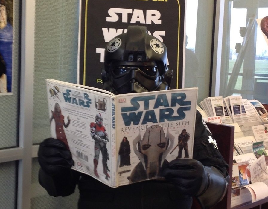 Star Wars Day at MidPointe Library, West Chester 11