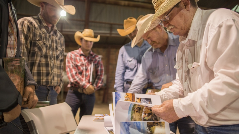 """""""Cowboys of the Waggoner Ranch"""" 3"""