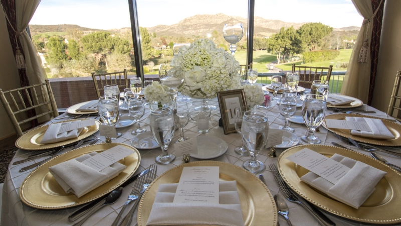 North Ranch Country Club: A Paradise for Perfect Weddings 4