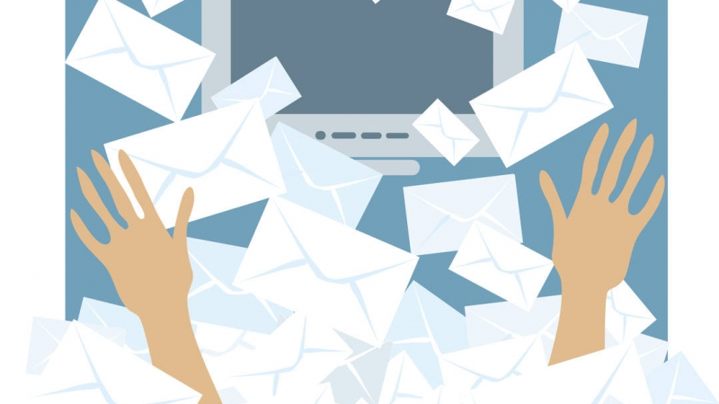 Digital Housekeeping – Dealing With Too Much Email