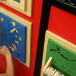 Norman West library debuts interactive play wall for children 2