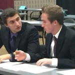 Students Learn Business Tools 