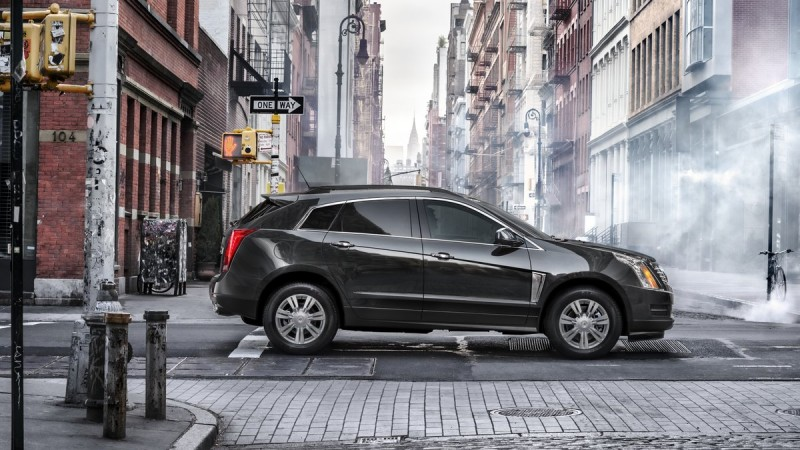 The 2016 Cadillac SRX: Engineered to Surpass Expectations 2